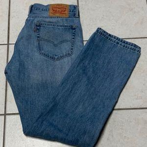Levi's Men's 505 34 x 34 jeans